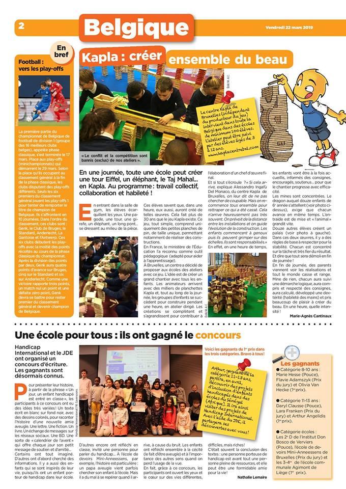 Centre Kapla article JDE.jpg